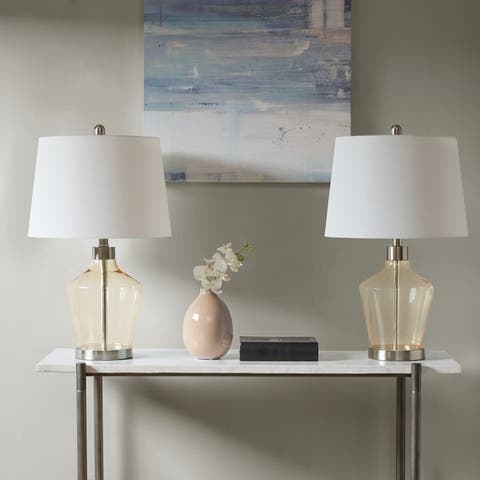 "510 Design Harmony Table Lamp 3-Color Option (Set Of 2) - 14""l x 14""w x 24.75""h(2)"