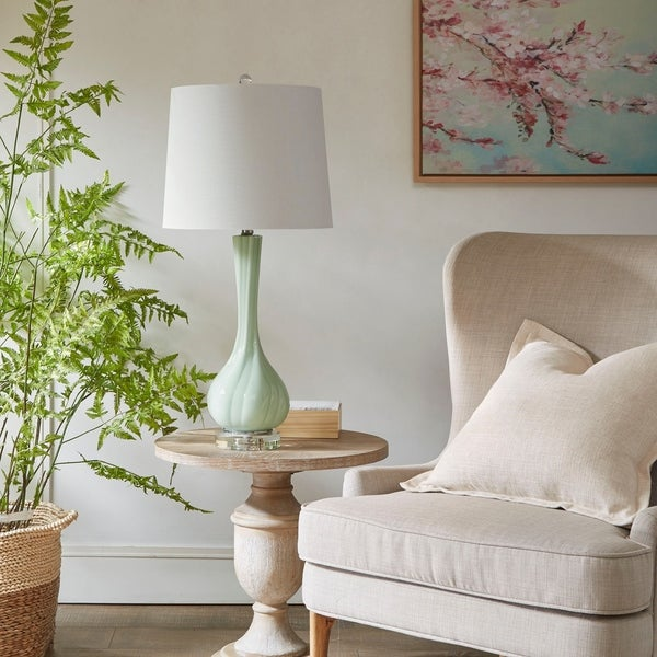 510 Design Willow Green Table Lamp