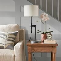 Harbor House Celeste Black Table Lamp