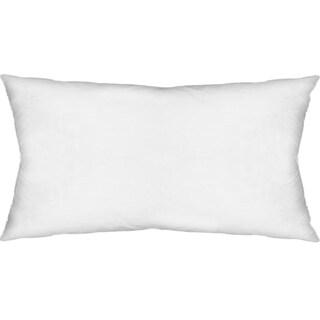Mercana Remplir IV (polyfill insert only) White 14x26 Pillow Insert