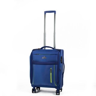 """AGT Soteria Anti-theft 19"""" Carry-On Luggage"""