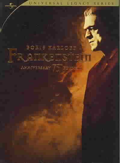 Frankenstein 75th Anniversary Edition: Universal Legacy Series (DVD)