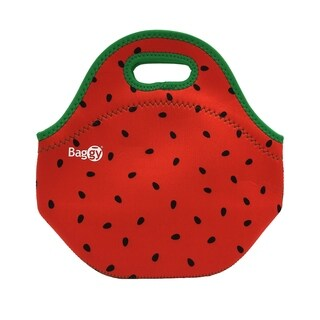 Baggy Yummy Neoprene Lunch Bag (Watermelon)