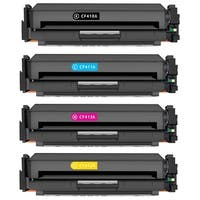 Compatible CF410A Black Toner Cartridge For HP LaserJet Pro M452 M477 MFP M377