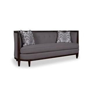 """A.R.T. Furniture Morgan Charcoal 84"""" Sofa"""