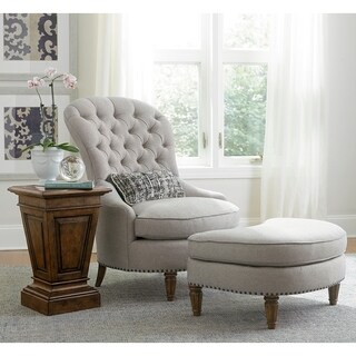 A.R.T. Furniture Collection One Upholstered Christiansen Ottoman