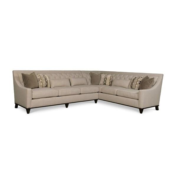 A.R.T. Furniture Wythe Coffee Bean Left Arm Facing Sofa, Right Arm Facing Corner Sofa