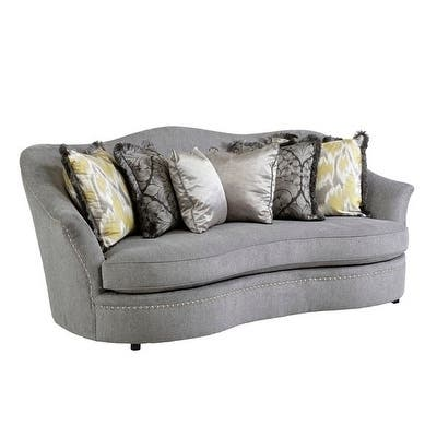 A.R.T. Furniture Amanda Ivory Left Arm Facing/Right Arm Facing Loveseat, Wedge