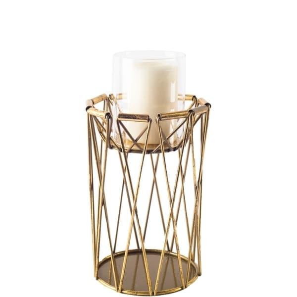 Mercana Othello II (Short) Table Top Candle Holder