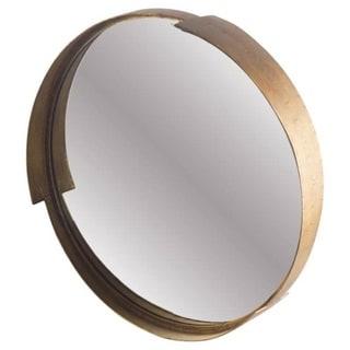 Mercana Merton II Wall Mirror - Antique Gold - A/N