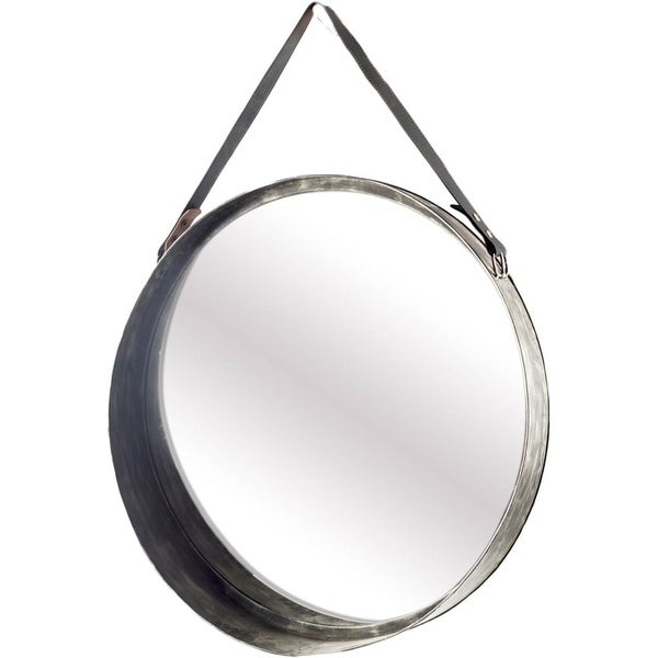 Mercana Northdale Wall Mirror - Silver - A/N