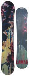 Lamar Women's 'Whisper' 154 cm Snowboard - Thumbnail 2