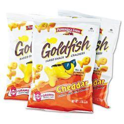 Pepperidge Single-Serve 1.5-oz Bags Farm Goldfish (Case of 72)