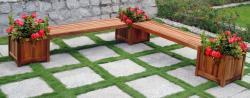 Double Bench/ Flower Box Set - Thumbnail 1