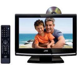 JVC LT-19D200 19-inch 720P LCD TV/DVD Combo