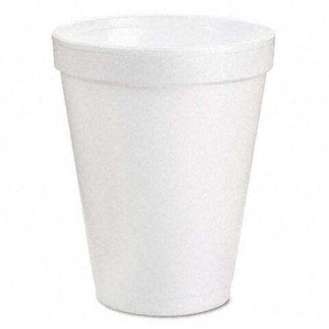 Dart 8 oz Drink Foam Cups (Case of 1000)