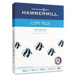 Hammermill 20-pound Letter White Copy Plus Copy Paper (Case of 5,000 Sheets) - Thumbnail 1