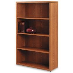 HON 10500 Series Laminate Bookcase with Straight Edges