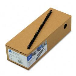 GBC CombBind Spines with55-Sheet Capacity (Pack of 100)