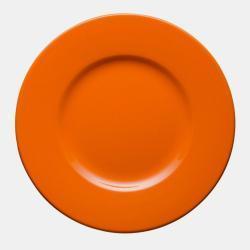 Waechtersbach Orange Peel Chargers (Set of 2)