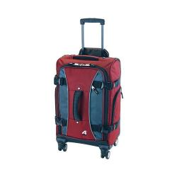 Athalon 21in Hybrid Spinner Carry-On Luggage Berry/Gray