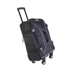 Athalon 21in Hybrid Spinner Carry-On Luggage Black