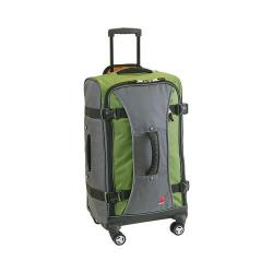 Athalon 21in Hybrid Spinner Carry-On Luggage Grass Green/Gray