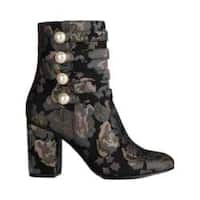 Women's Kenneth Cole Reaction Time To Be Bootie Black Multi Fabric