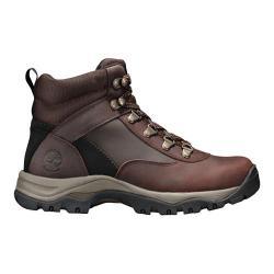 Women's Timberland Keele Ridge Mid Waterproof Leather Boot Medium Brown Connection Full Grain Leather