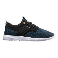 Men's DVS Premier 2.0+ Sneaker Teal/Black Textile