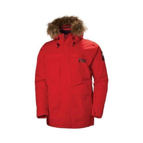 2c6f9239e5a0 Shop Men s Helly Hansen Coastal 2 Parka Flag Red - Free Shipping Today -  Overstock - 18230580