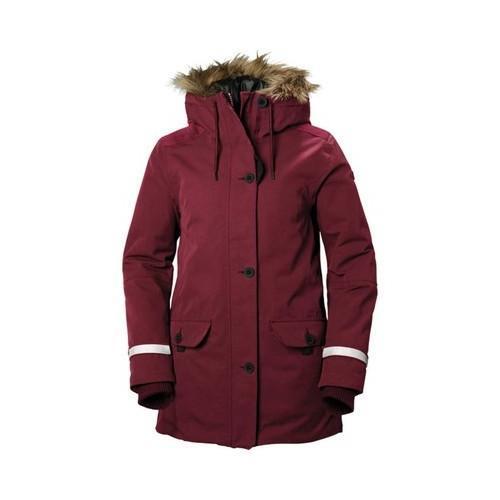 459d336b Shop Women's Helly Hansen Svalbard Parka Port - Free Shipping Today -  Overstock - 18230887