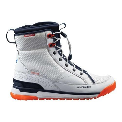 ef58d00454fd6 Shop Men's Helly Hansen ULLR Transition HT Winter Boot Off White/Navy/Flame  - Free Shipping Today - Overstock - 18230929