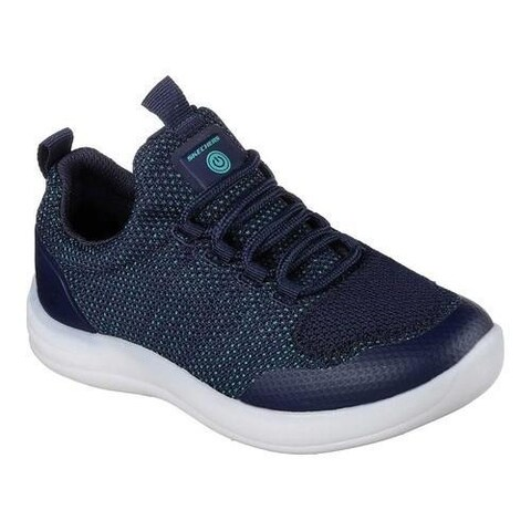 Children's Skechers S Lights: Energy Lights Street Sneaker Navy