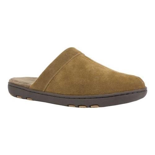 7443839c81a Men's Tempur-Pedic Lonny Scuff Slipper Chestnut Suede