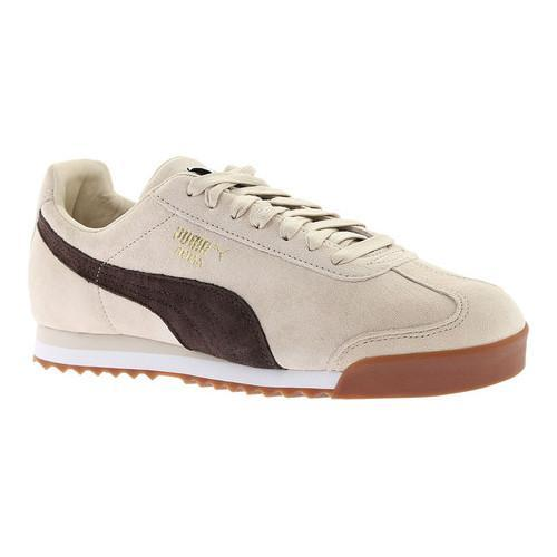 Shop Men s PUMA Roma Gents Sneaker Birch Chocolate Brown - Free Shipping On  Orders Over  45 - Overstock - 18266093 8bbe42aa3