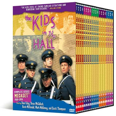 The Kids in The Hall: Complete Series Megaset (1989-1994) (DVD)