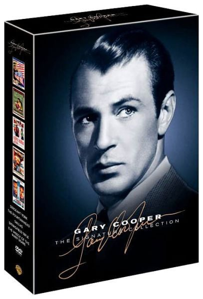 Gary Cooper: The Signature Collection (DVD)