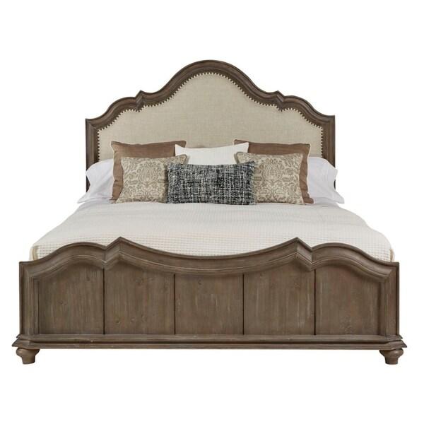 Shop A.R.T. Furniture Allie Upholstered Panel Bed