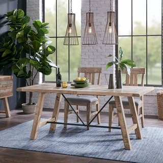 Ink Ivy Sonoma Natural Dining Table Oak 72 W X
