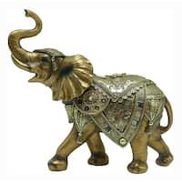 D'Lusso Designs Deco Design Large Elephant