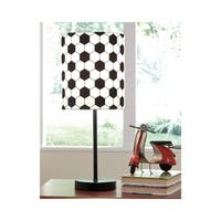 Signature Design by Ashley Lamar Soccer Ball Kid's Table Lamp