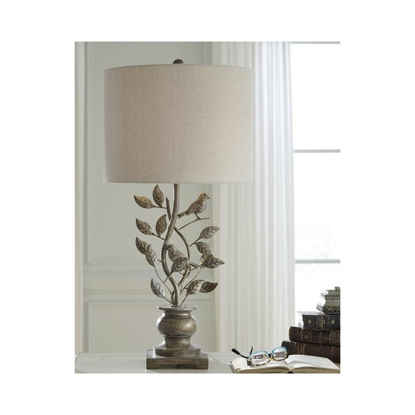 Heloise Gold Finish 31 Inch Table Lamp
