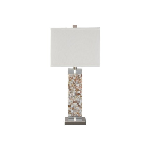 Tahira Cream 29 Inch Table Lamp
