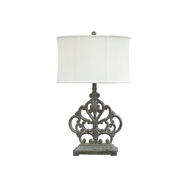 Broderick Antique Brown 30 Inch Table Lamp