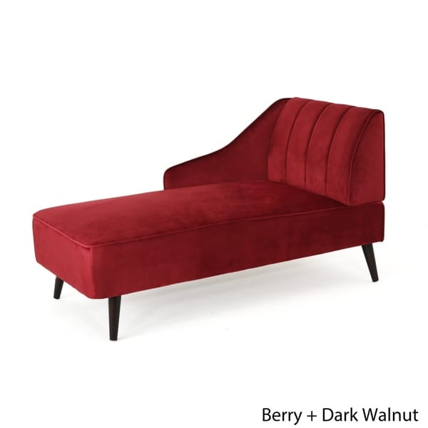 Chaise Lounges, Red Living Room Furniture | Find Great ...