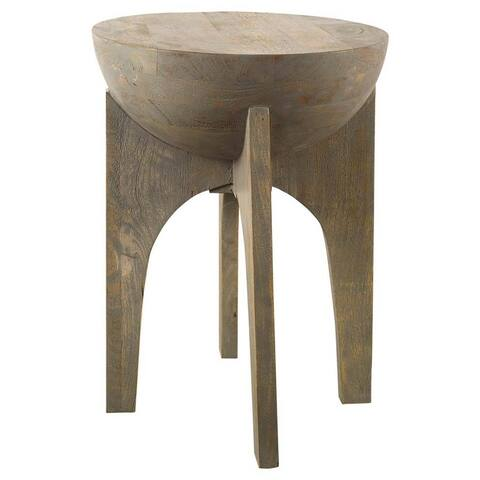 Mercana Etta Wooden Side Table