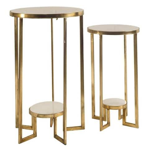 Mercana Simcoe Wooden Side Table