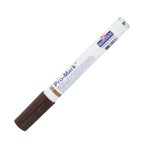 2 Pack Mohawk Pro Mark Touch Up Stain Marker Warm Brown Walnut