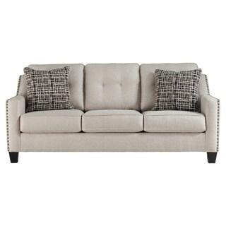 Marvelous Benchcraft Marrero Contemporary Fog Queen Sofa Sleeper